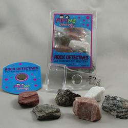 Rock Detectives Metamorphic Mystery Kit