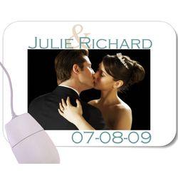 Dream Wedding Photo Mouse Pad