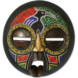 'Jigida Beauty' Hausa Wood Mask