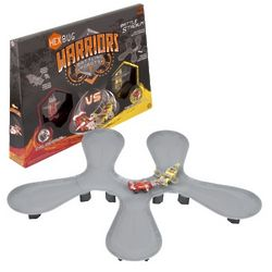 Hexbug Warriors Caldera vs. Tronikon Battle Arena Toy