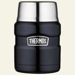 Thermos King Stainless Steel Food Jar with Spoon