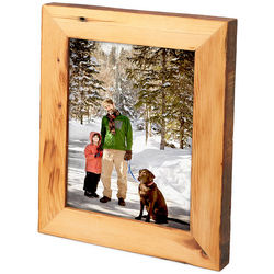 Urban Salvaged Wood Frame