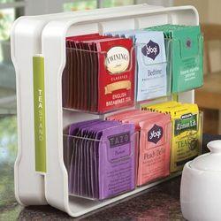 In-Cabinet Tea Bag Organizer