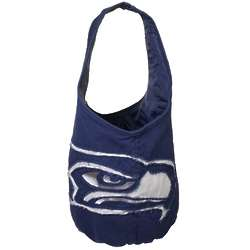 Seattle Seahawks Big Logo Hobo Bag