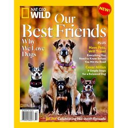 Nat Geo Wild: Cats and Dogs Special Issue Magazine