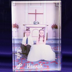 The Two of Us Picture Frame
