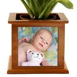 Design Your Own Photo Wooden Planter