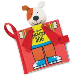 Dressing Up Dog Book By Jellycat