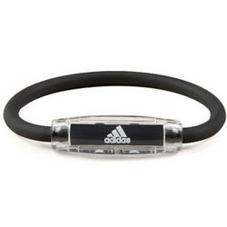 Adidas Ionloop Performance Black Tennis Bracelet