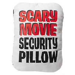 Scary Movie Security Pillow
