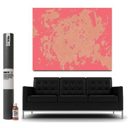 Pink and Copper Love is Art Kit