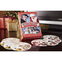 Holiday Family Movies, TV Shows and Cartoons DVD Collection