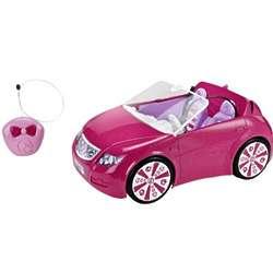 Barbie Remote Controlled Car