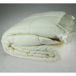 Down Alternative Ivory Twin Blanket