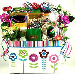 Just Because Gourmet Gift Basket