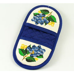 Blueberry Microwave Potholder