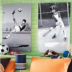 Black and White Personalized Photo Canvas Wall Art