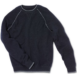 Men's Cashmere Sweatshirt