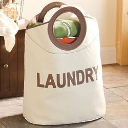 Oxford Fabric Laundry Bag