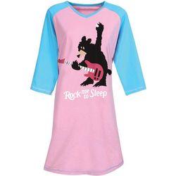 Rock Me to Sleep Night Shirt