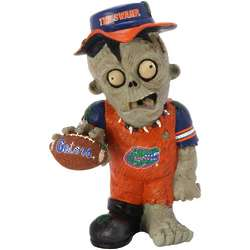 Florida Gators Thematic Zombie Figurine Gnome