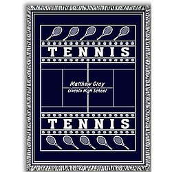 Classic Tennis Afghan