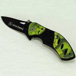 John Deere Dakota Cyclone Camouflage Knife