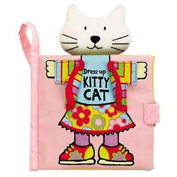 Kitty Kat Dressing Up Book