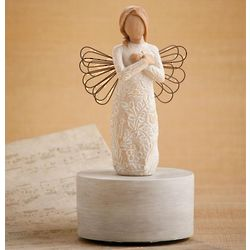 Remembrance Musical Angel Figure