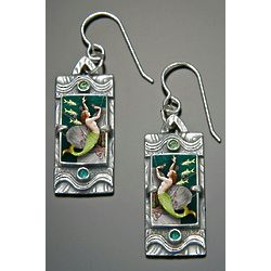 Dance of the Kelpies Earrings