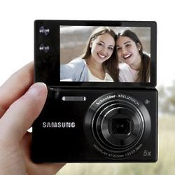 Samsung 16.1MP Multi-View Digital Camera