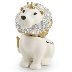 Lion Trinket Box