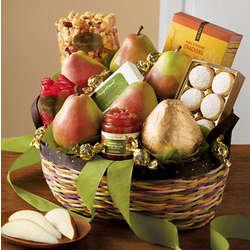 Crater Lake Gourmet Gift Basket Classic