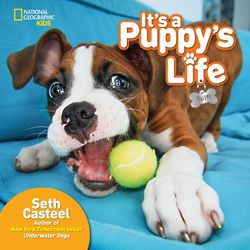It's a Puppy's Life Book