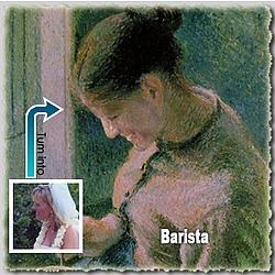 Personalized Barista Masterpiece