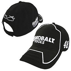 Jimmie Johnson #48 Kobalt Tools Official Pit Hat