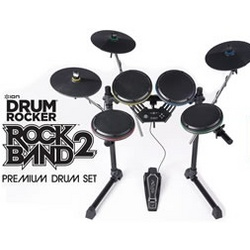 Ion Drum Rocker Kit for Rock Band2 for Xbox 360