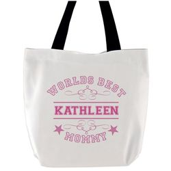 World's Best Mommy Tote Bag
