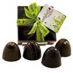 Ladybug Truffles 4pc Assortment Box