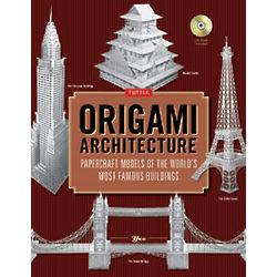 Origami Architecture Book