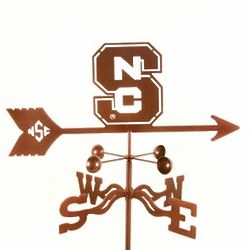 North Carolina State University Weathervane