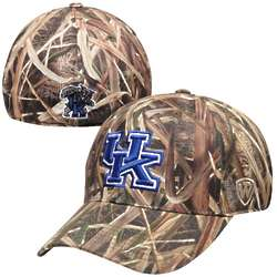 Kentucky Wildcats Camouflage Hat