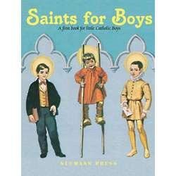 Saints for Boys: A First Book for Little Catholic Boys