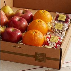Valentine's Day Favorites Fruit Gift Box