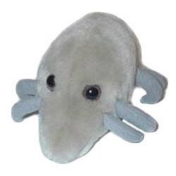 Dust Mite Plush Doll