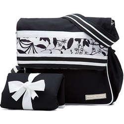 Organic Messenger Style Diaper Bag