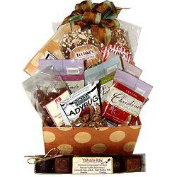 Grand Chocolate Sampler Gift Basket