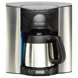 Programmable 10 Cup Recessed Coffee Maker