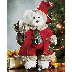 Barnaby the Santa Bear