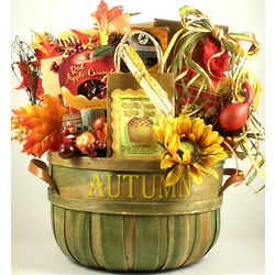 Deluxe Autumn Gift Basket